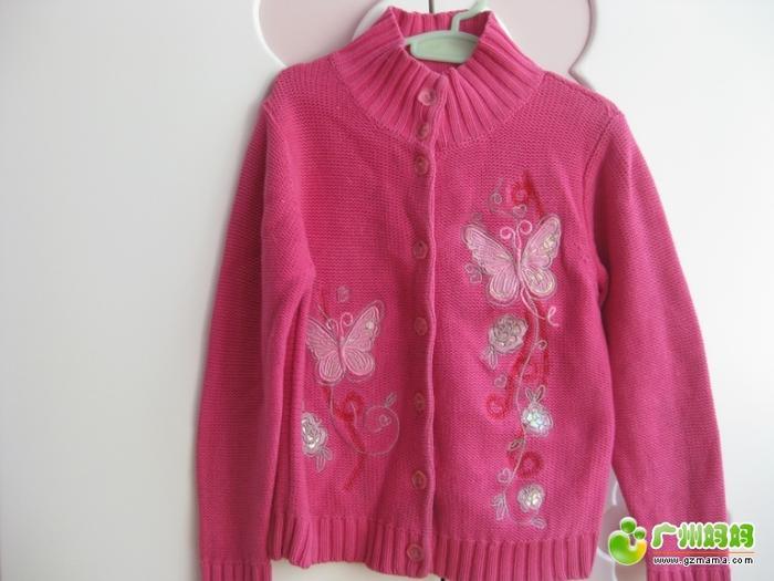 转继续120-130季节不同女生女孩衣服,适合上新元头像动漫二次品牌系粉色图片