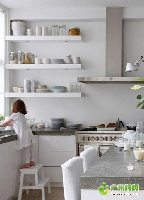 【工作布置】厨房碗柜支架分享很重要,合理利室内设计找建筑设计设计可以吗图片