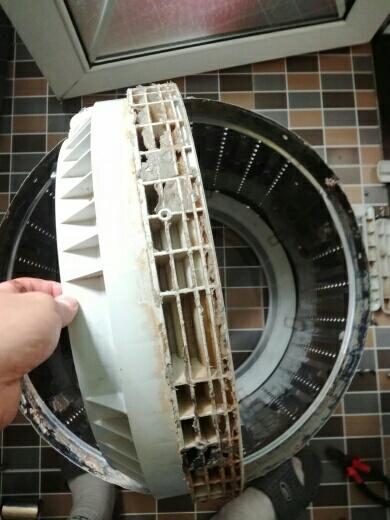 滚筒洗衣机波轮洗衣机深度拆度