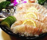 活造料理 上台鱼嘴一直震